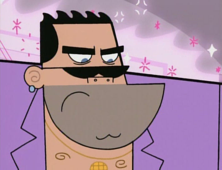 The_Bouncer on Fairly Oddparents Francis