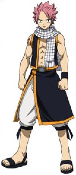 Natsu Dragneel | The Fairy One Piece Tail Universe Wiki ...