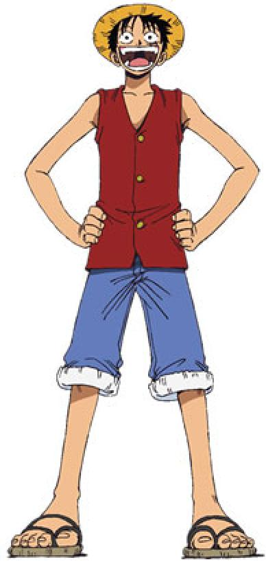 Monkey D. Luffy | Fairy One Piece Tail Wiki | Fandom ...