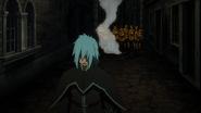 Dyst defeats Natsu