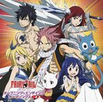 Motywy Intro i Outro Fairy Tail Tom 2