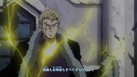 Laxus in Opening 19
