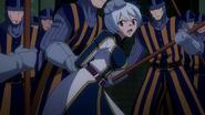 Yukino is captured