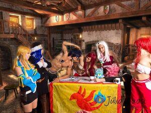 FairyTailGuildFanart