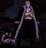 Laxus appears one more time