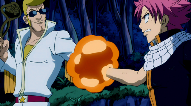 File:Natsu and Sugarboy stick together.png