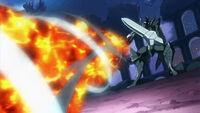 Fire Iron Sky Roar