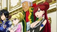 Fairy Tail asking Yukino to join