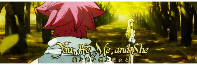 TMITA - Kimi to Kare to Boku to Kanojo to