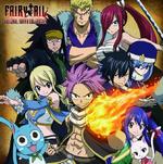 Originalny Zbiór Dźwiękowy Fairy Tail