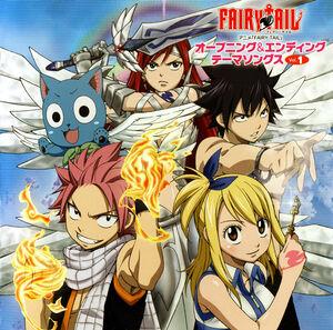 Fairy Tail Intro & Outro Themes Vol 1