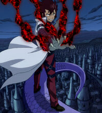 Cobra's Dragon Force