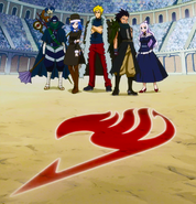 Team Fairy Tail B (GMG)