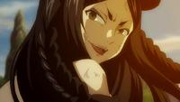 Minerva declares her intentions