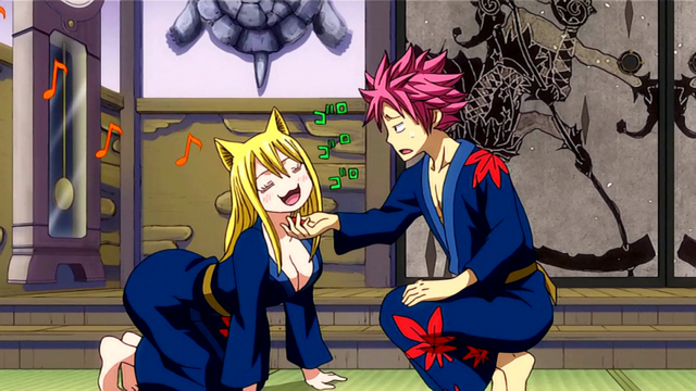 File:Natsu pets Lucy.png