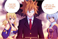Fairy Tail 309 Twelve Zodiac Keys by belucEn
