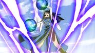 Minerva casts Yagdo Rigora