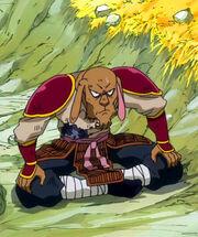 Yomazu's appearance