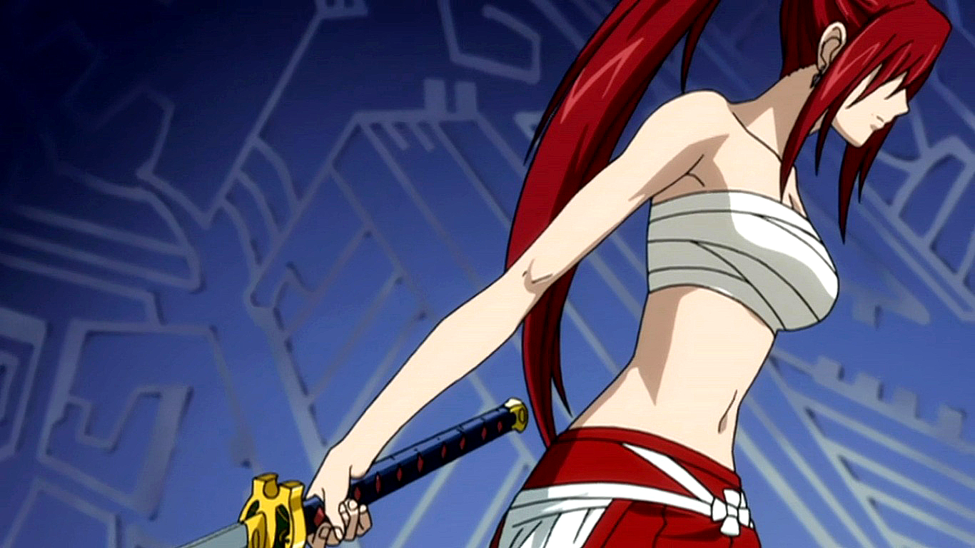Image - Erza clothes to defeat Ikaruga.png | Fairy Tail ...