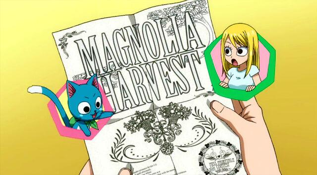 File:Magnolia Harvest information cart.jpg