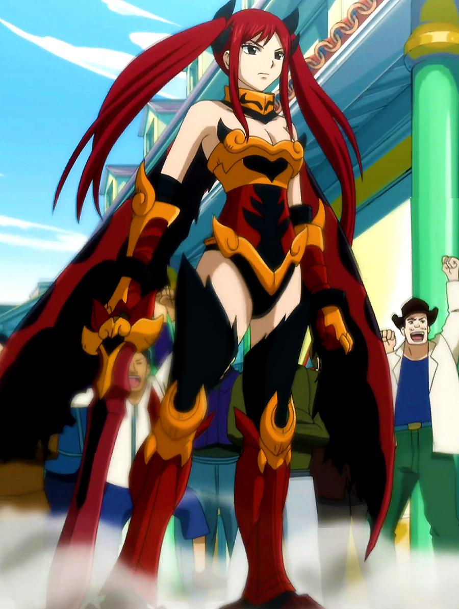 Flame Empress Flame Empress Armor