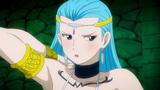 Aquarius Blushing