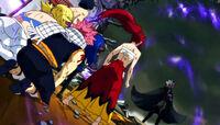Team Natsu vs. Hades