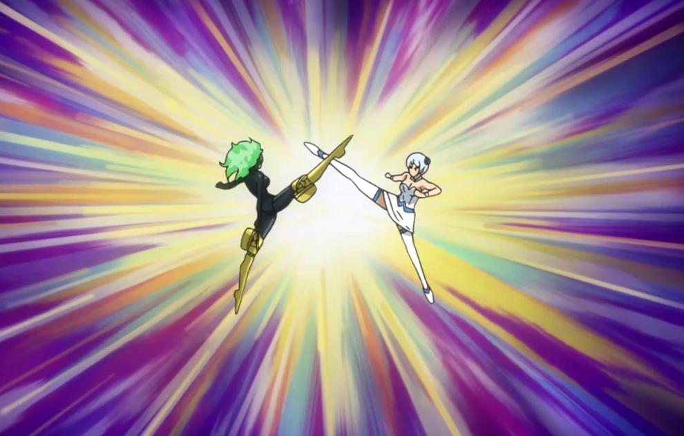 Zeref And Ultear Yukino Agria vs. Libra...