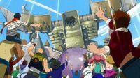 Fairy Tail wins