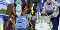 Extalia's Four Elders