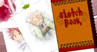 Reedus' sketches