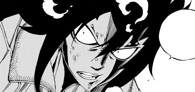 File:Gajeel after headbutting Bloodman.png