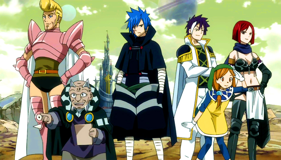 Fairy Tail Wilkepedia NI: Mystogan character