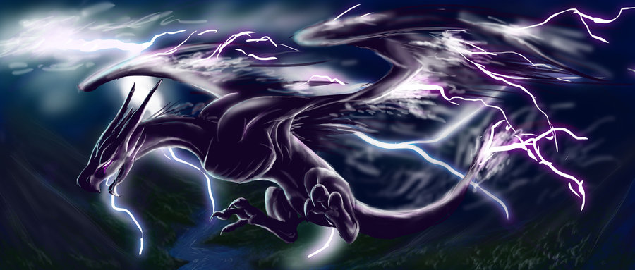 Lightning Phoenix by nightmares06 on DeviantArt