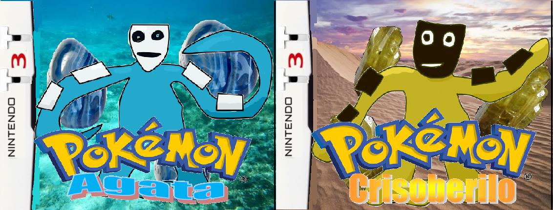 Pokemon y Fakemon: Juegos de NG-Cuarta generacion