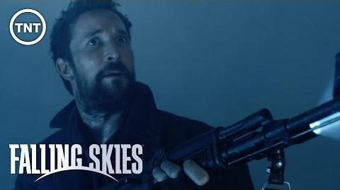 Find Your Warrior I Falling Skies I TNT