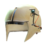 Synth helmet