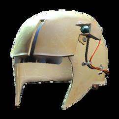 Synth helmet