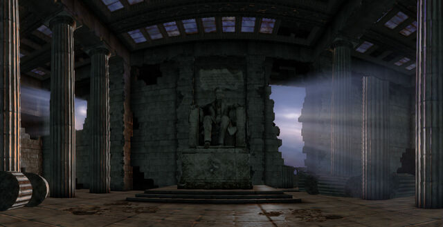 File:The Lincoln Memorial.jpg