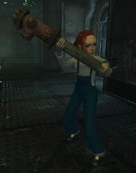 User Toy Fire Hydrant Mace