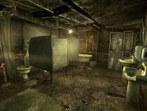 Megaton Women restroom int