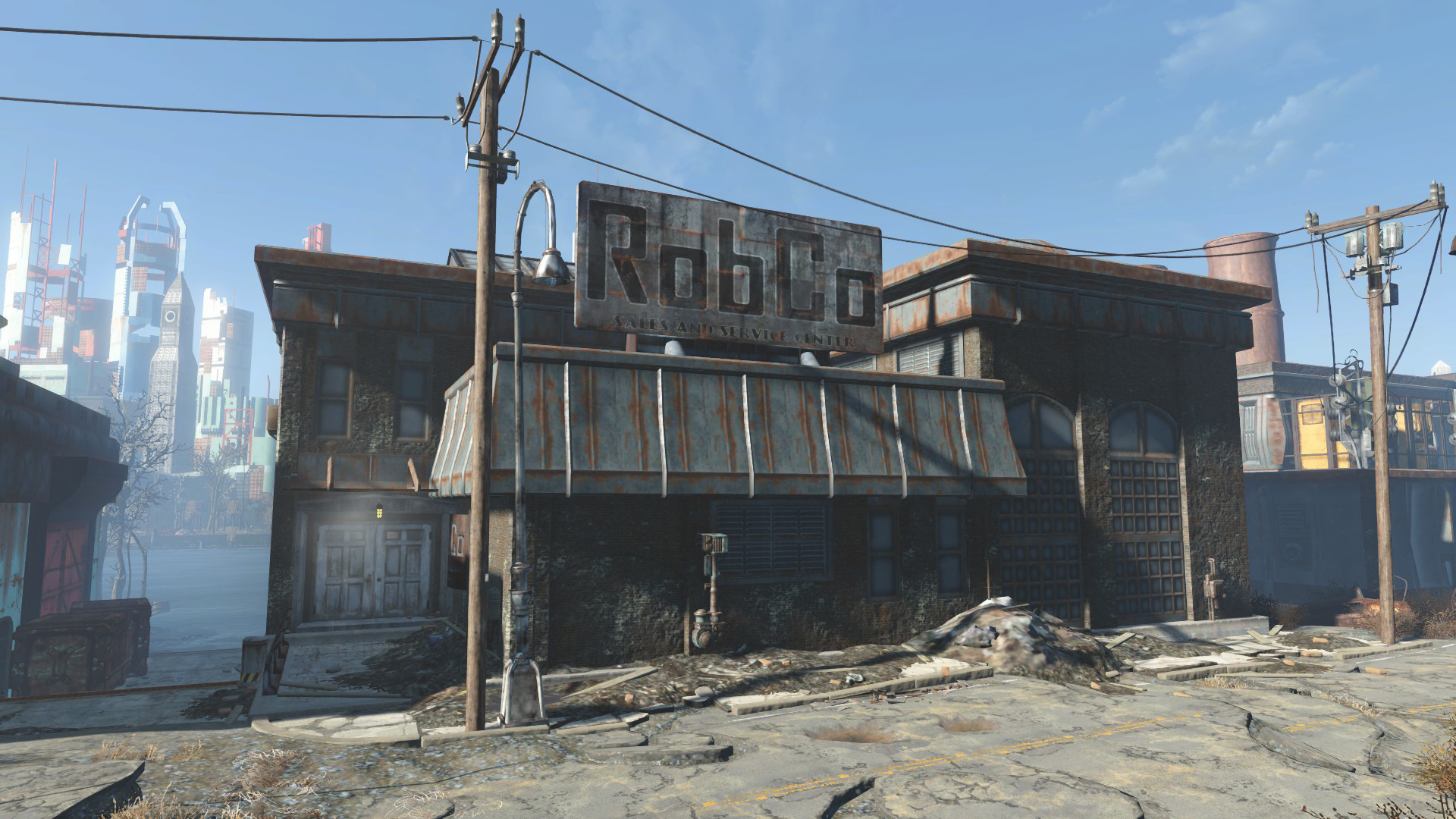 latest?cb=20160327013306 robco sales & service center fallout wiki fandom powered by wikia fallout 4 east boston police station fuse box at bayanpartner.co