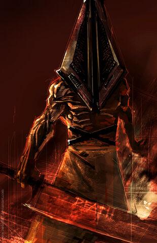 File:Pyramid head by nefar007.jpg