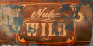 FO4NW Nuka-Cola Wild poster