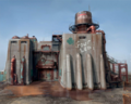 Art of Fo4 Four Leaf fishpacking plant.png