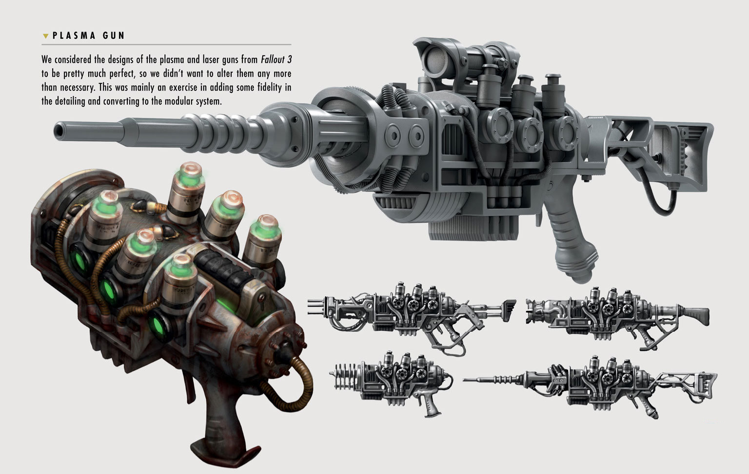 Inspirational Weaponry Concept Designs by 39 Talented Artists ...