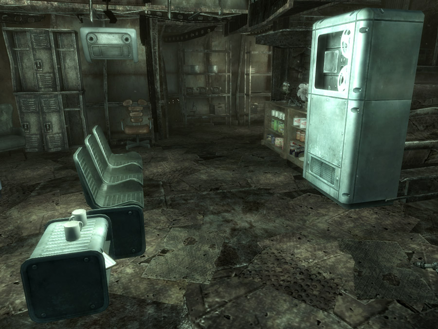Themed House Theme in my Megaton House