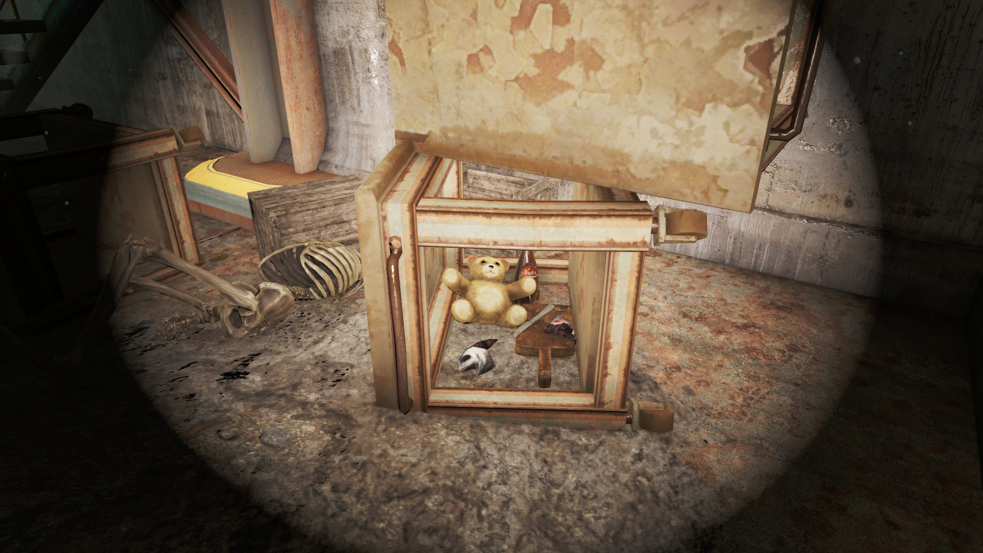 File:FO4 Teddy bear Four Leaf fishpacking plant.png