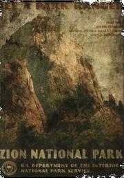 ZionNationalParkPoster2-HonestHearts