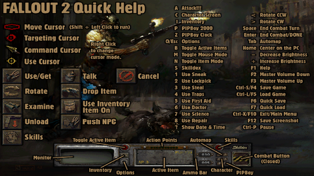 File:Fallout 2 Quick Help.png
